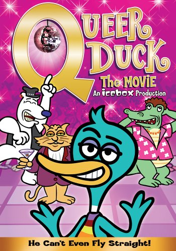 Странная Утка / Queer Duck: The Movie (2006) DVDRip